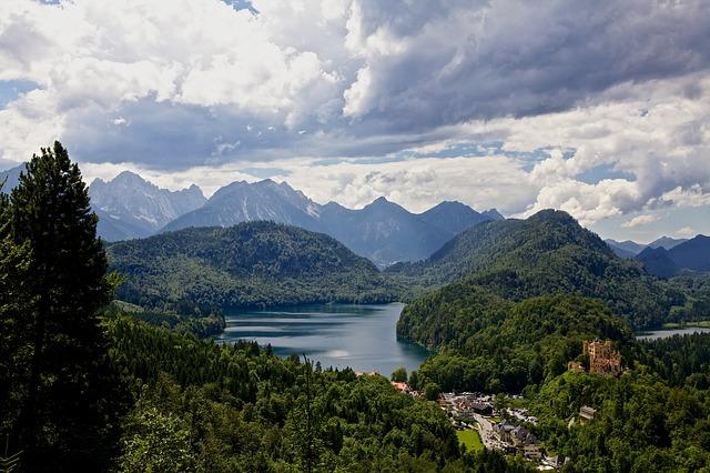 jezioro-alpsee-niemcy