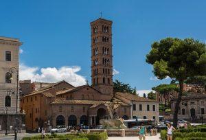 Rzym-włochy-Santa-Maria-in-Cosmedin