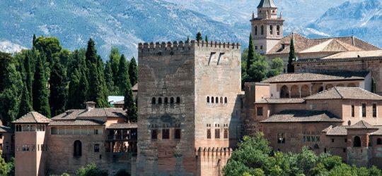 Andaluzja-Granada