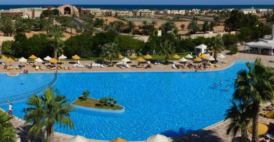 hotel tunezja