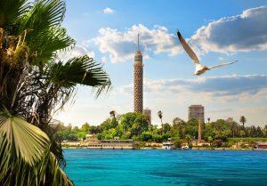 egipt podróż