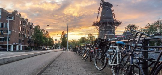 Amsterdam-Holandia