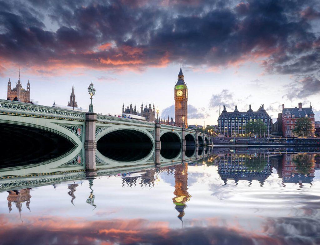 majówka londyn