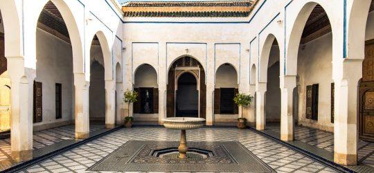 marakesz el bahia palace