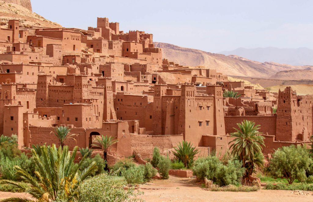 maroko majówka