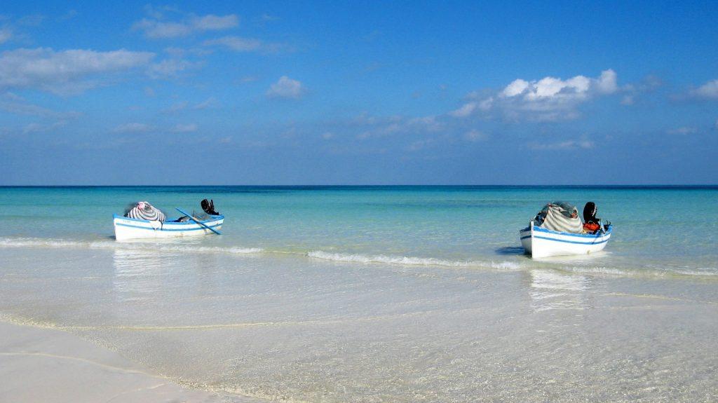 tunezja majówka