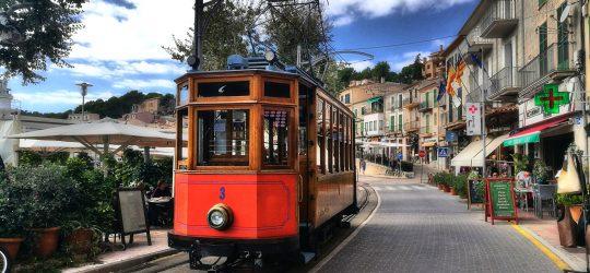 majorka atrakcje tramwaj