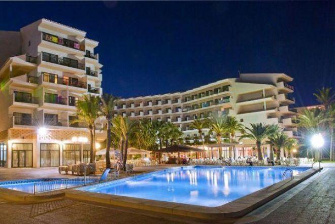hiszpania hotel