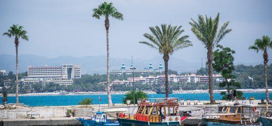 turcja port side