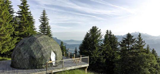 hotel w Szwajcarii