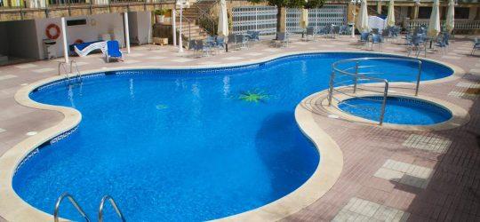 relaks w Hiszpanii