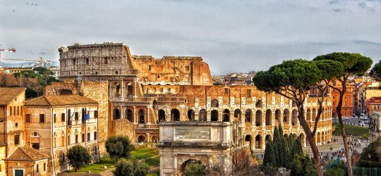 city break do rzymu