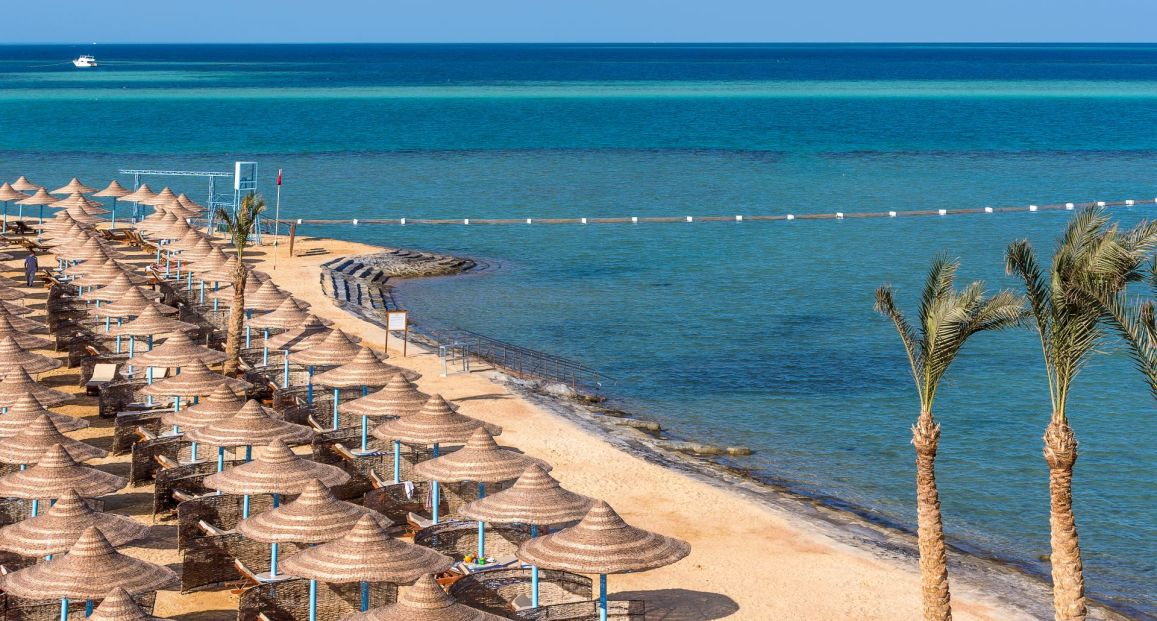 egipt plaża