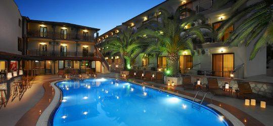 hotel grecja