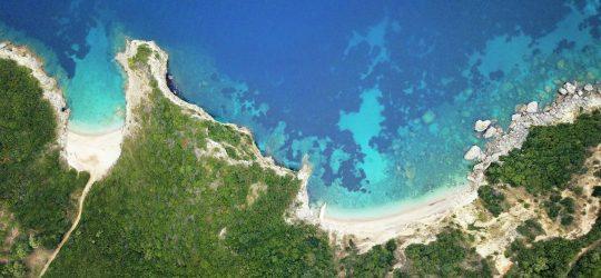 wybrzeże korfu wakacje