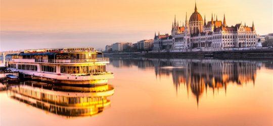 Wycieczka objazdowa Budapeszt