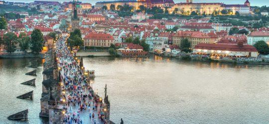 wycieczki do Pragi