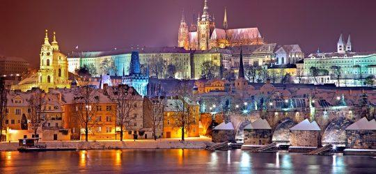 Sylwester w Pradze