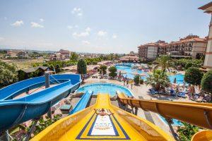hotele z aquaparkiem