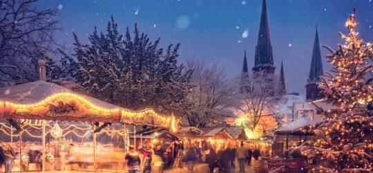 jarmark bożonarodzeniowy Wrocław