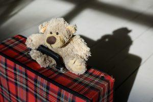 walizka zabawka