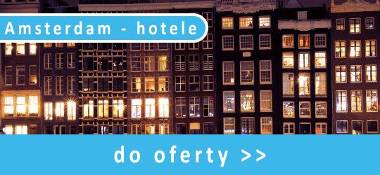 Amsterdam - hotele
