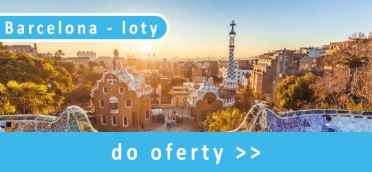 Barcelona - loty
