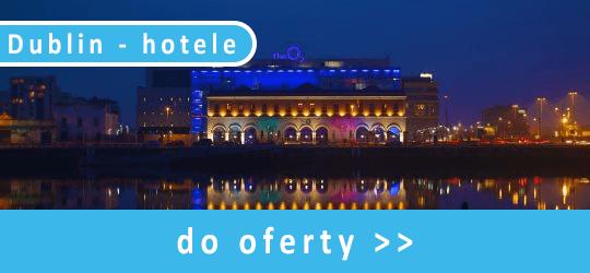 Dublin - hotele