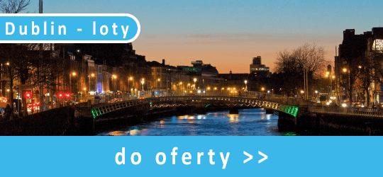 Dublin - loty
