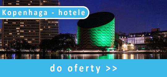 Kopenhaga - hotele