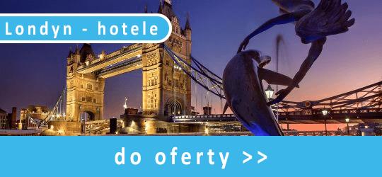 Londyn - hotele