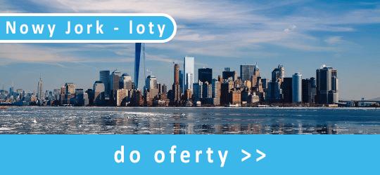 Nowy Jork - loty
