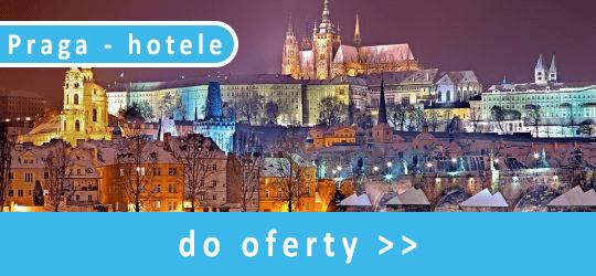 Praga - hotele