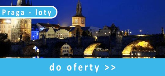 Praga - loty