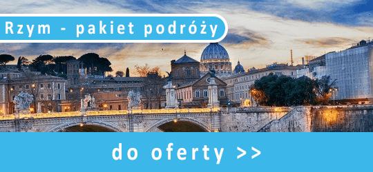 Rzym - pakiet podróży