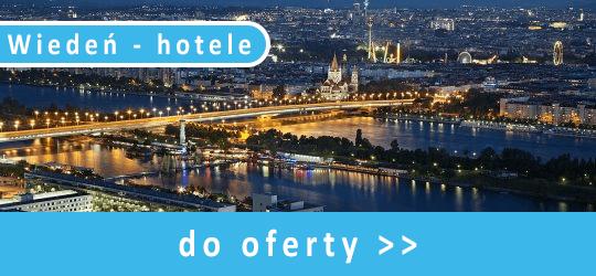 Wiedeń - hotele