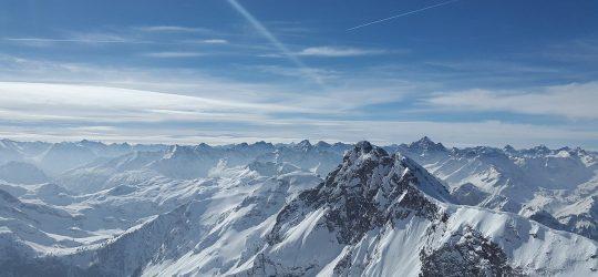 boże narodzenie w górach