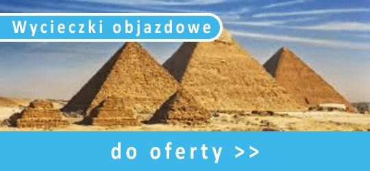 Egipt - Wycieczki objazdowe