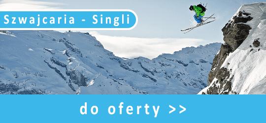 Szwajcaria - Singli