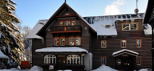 hotel szpindlerowy młyn