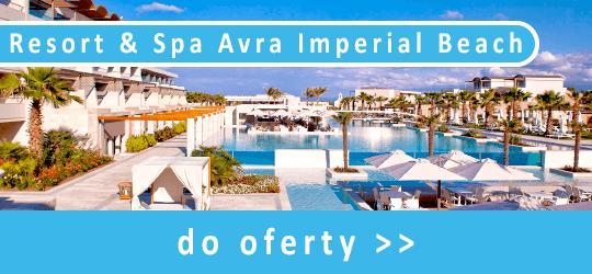 Hotel Resort & Spa Avra Imperial Beach