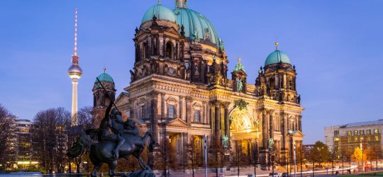 noc muzeów berlin