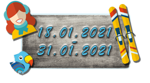 18.01.-31.01.2021
