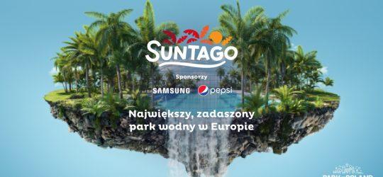 Suntago Wodny Świat w Park of Poland