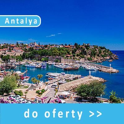 Wakacje w Antalya