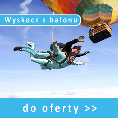 Wyskocz z balonu