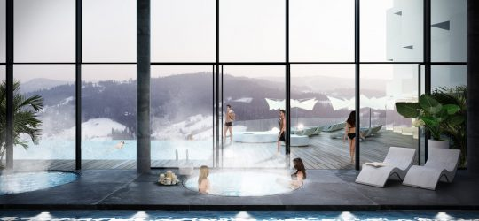 Crystal Mountain Hotel Wisła