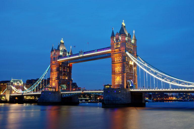 Londyn TowerBridge