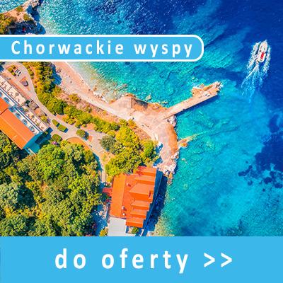 Chorwacja - Chorwackich wyspach