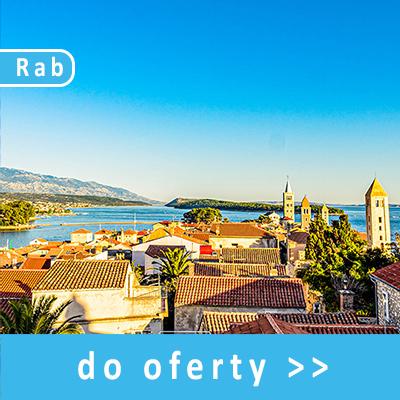 Chorwacja - Rab